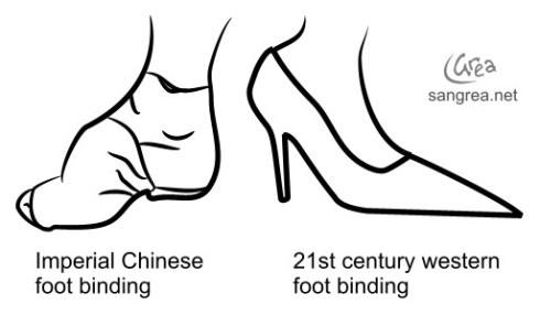 social foot binding